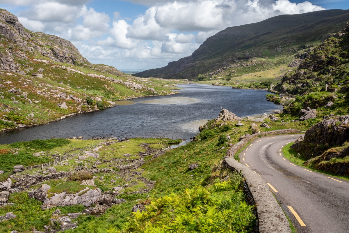 Private escorted chauffeur driven Tours of The Ring of Kerry